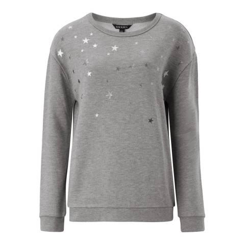 Baukjen Mid Grey Marl Melissa Sweatshirt