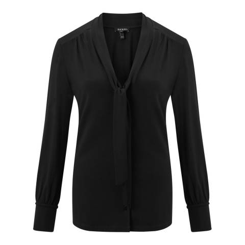 Baukjen Caviar Black Eleanor Blouse