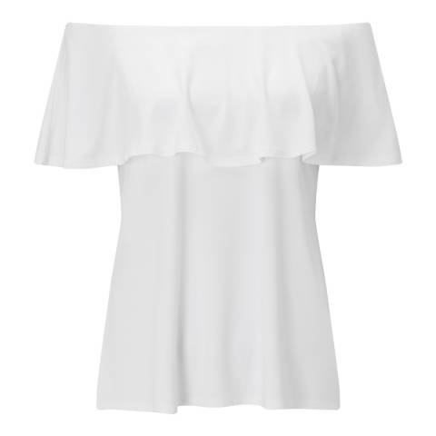 Baukjen Pure White Ness Top
