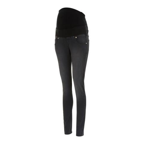 Isabella Oliver Charcoal Zadie Stretch Maternity Skinny Jeans