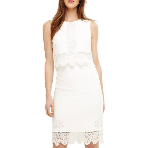 Phase Eight Abrienne Embroidered Dress