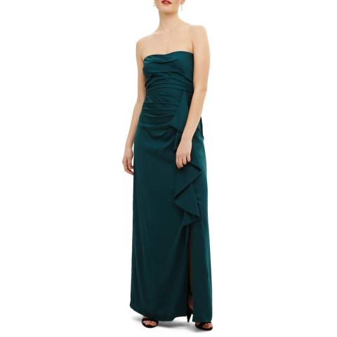 Phase Eight Nina Frill Maxi Dress