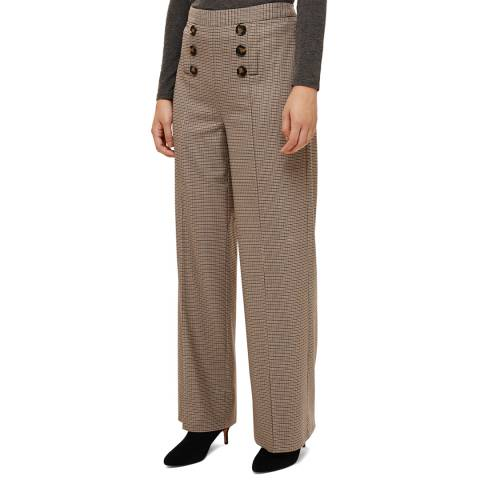 Phase Eight Beatrix Heritage Check Trousers