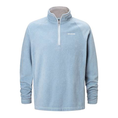 Craghoppers Blue Selby Half Zip