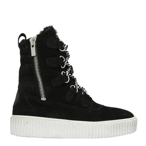 DKNY Black Montreal Ankle Boot