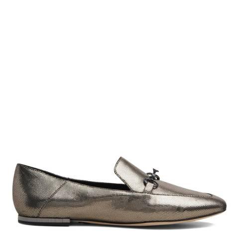 DKNY Gold Debz Loafer