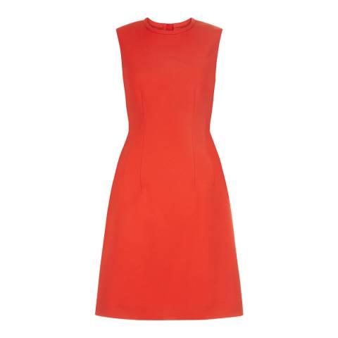 Hobbs London Red Sammy Dress