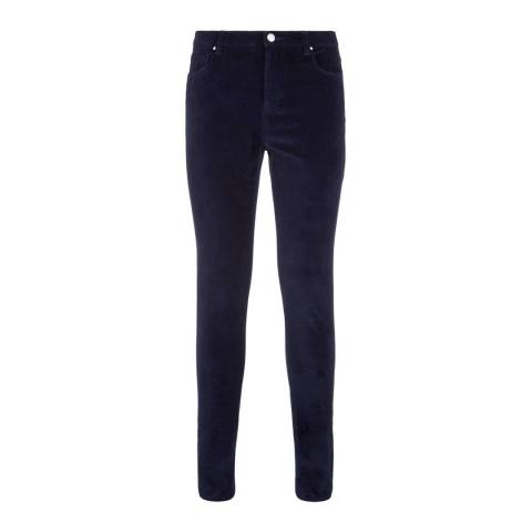 Hobbs London Navy Marianne Jeans