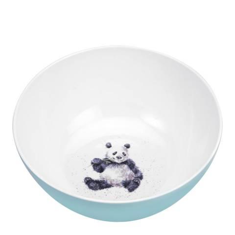 Royal Worcester Panda Melamine Salad Bowl