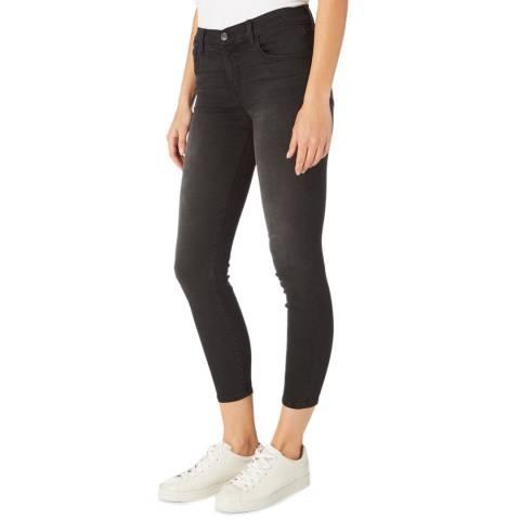 J Brand Charcoal 835 Skinny Stretch Jeans