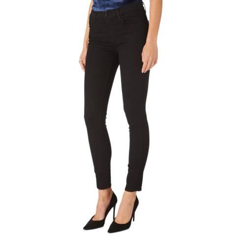 J Brand Black 811 Skinny Stretch Jeans