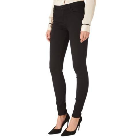 J Brand True Black 620 Skinny Stretch Jeans
