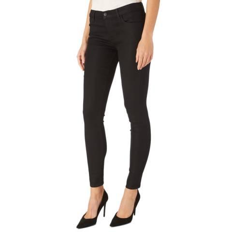 J Brand Black 620 Skinny Stretch Jeans
