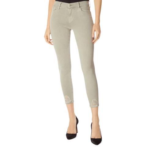 J Brand Khaki 835 Skinny Stretch Jeans