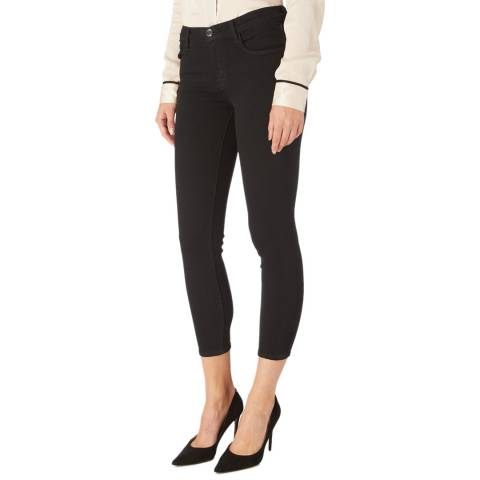 J Brand Black 835 Skinny Stretch Jeans