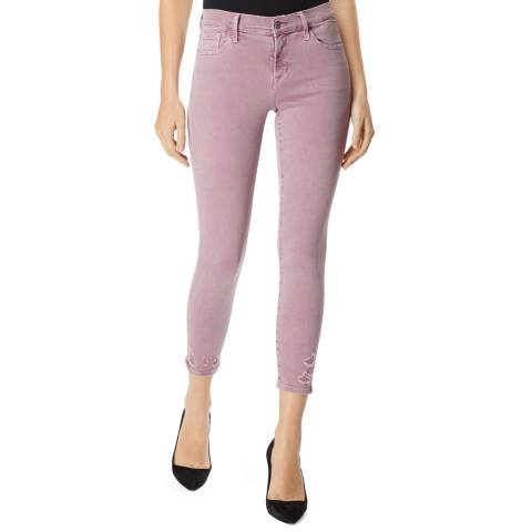 J Brand Lilac 835 Skinny Stretch Jeans