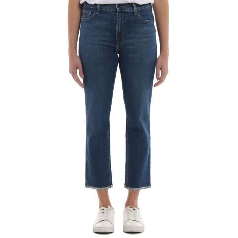 J Brand Blue Ruby Cigarette Stretch Jeans