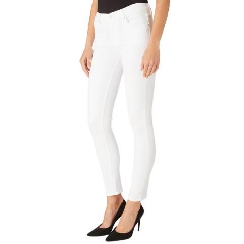 J Brand White 811 Skinny Stretch Jeans