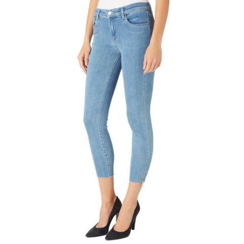J Brand Light Blue 835 Skinny Stretch Jeans