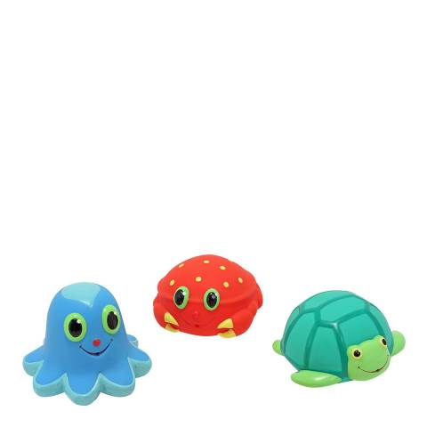 Melissa and Doug Seaside Sidekicks Squirters Water Toys