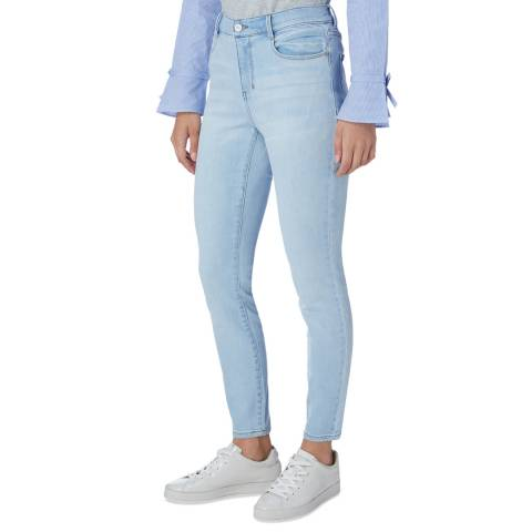 DKNY Light Blue Soho Skinny Jeans