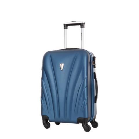 Platinum Marine 4 Wheel Delfino Suitcase 50cm