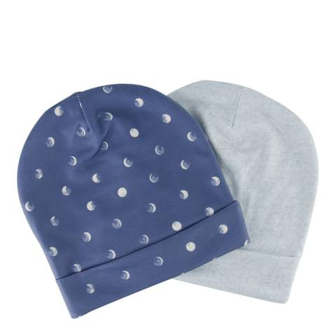 Aden & Anais Luna Set Of 2 Beanie Hats