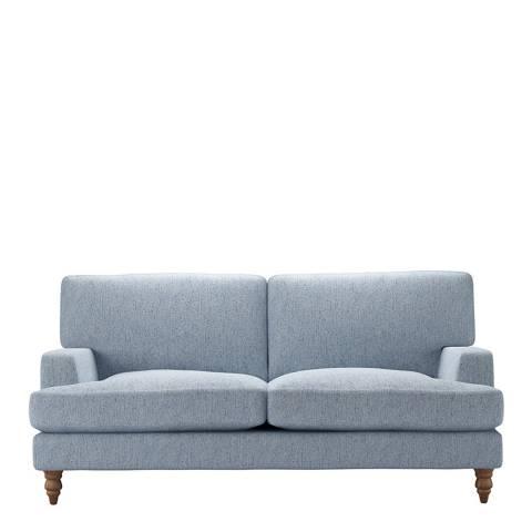 sofa.com Isla 2.5 Seat Sofa in Blue Lapis Speckle