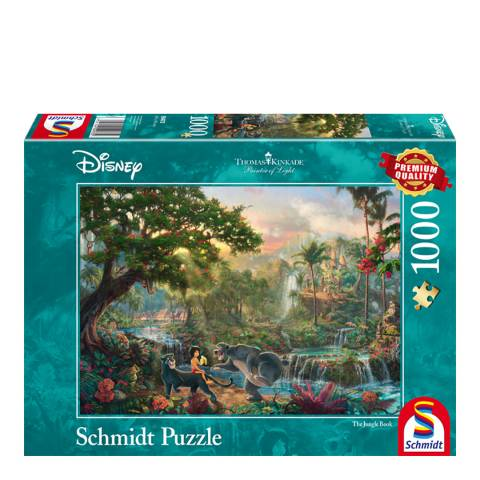Disney Thomas Kinkade The Jungle Book Puzzle (1000pc)