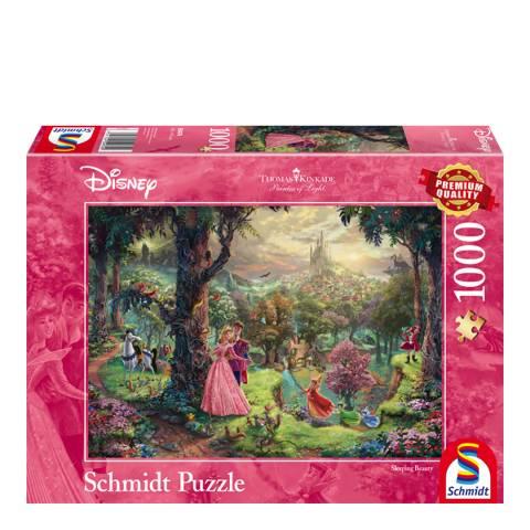 Disney Thomas Kinkade Sleeping Beauty Puzzle (1000pc)