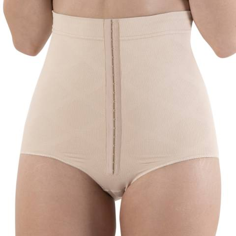 Formeasy Beige Adjustable high Waist Slip Shaper