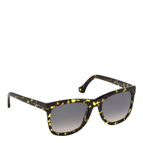 Balenciaga Women's Tortoise Balenciaga Sunglasses 56mm
