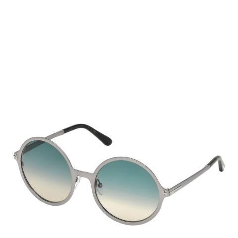 Tom Ford Women's Blue Tom Ford Sunglasses 57mm