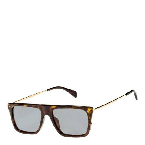 Celine Women's Brown/Gold Sunglasses 54mm