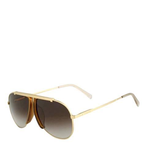 Celine Women's Gold/Silver Sunglasses 62mm