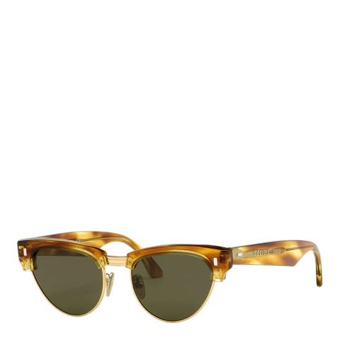 Celine Women's Brown/Gold Sunglasses 51mm