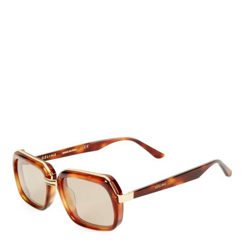 Celine Women's Brown Sunglasses 56mm