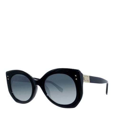 Fendi Women's Black Sunglasses 55mm