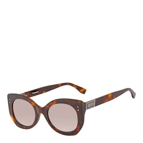 Fendi Women's Brown Sunglasses 59mm