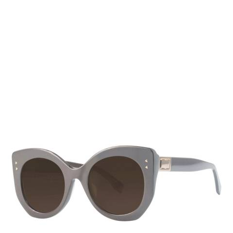 Fendi Women's Brown Sunglasses 55mm