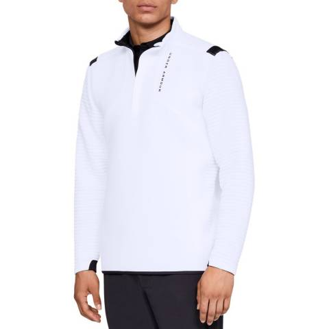 Under Armour White Storm Daytona 1/2 Zip