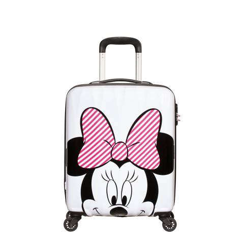 American Tourister Minnie Stripes Spinner 55cm Suitcase