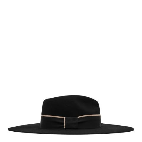 Reiss Black Kimber-Christys Trilby
