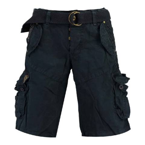 Geographical Norway Navy Pouvoir Swim Shorts