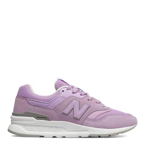 New Balance Lilac 997 Retro Sneaker