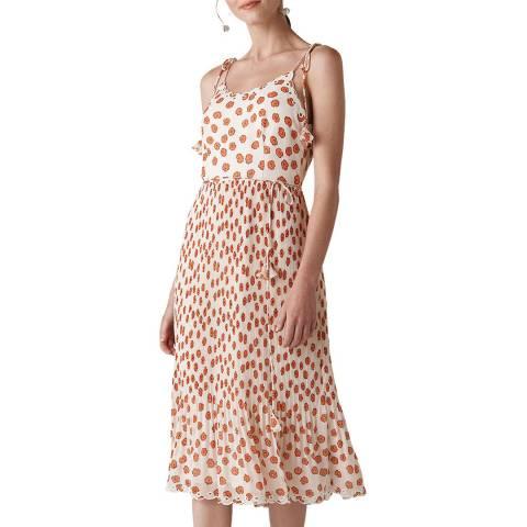 WHISTLES Multi Salome Lenno Dress