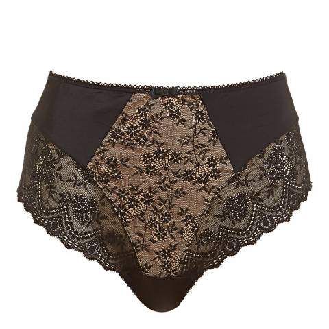 Elomi Black Tia Brief