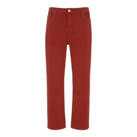 Mint Velvet Cherry Meribel Straight Stretch Jeans