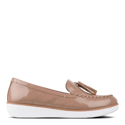 FitFlop Taupe Petrina Moccasin