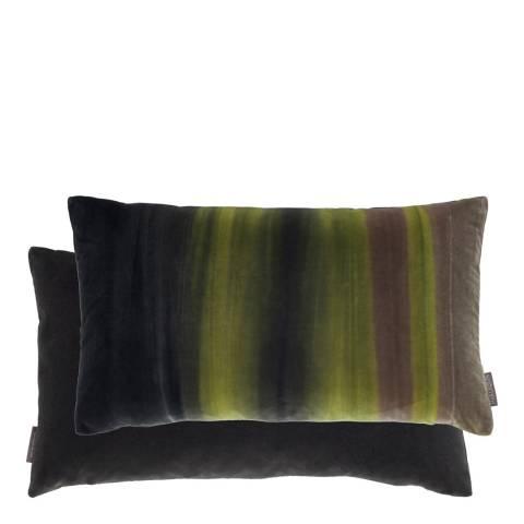 Harlequin Amazilia Velvets Stone Cushion  35x60cm
